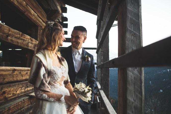 Matrimonio invernale Le Petit O - Botton d'Oro Comelico