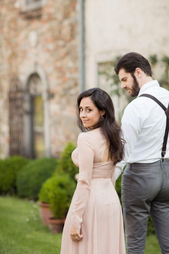 Le Petit O - prematrimoniale Tramontina Wedding Stories Villa Romano