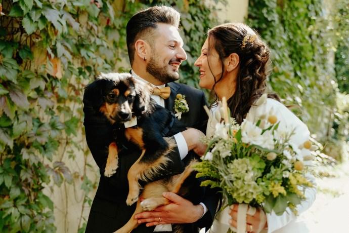 Ilaria e Andrea Wedding photography matrimonio giallo