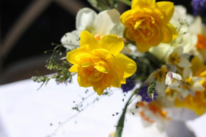 Centrotavola garden party Plantina Flowers