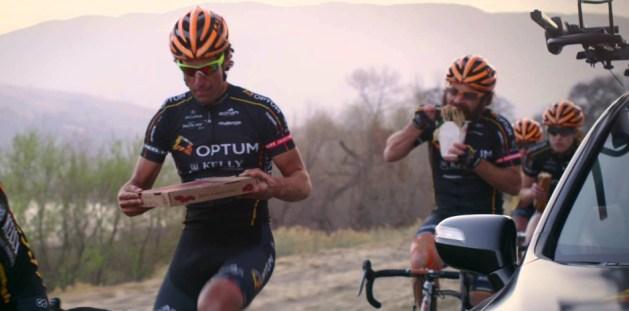 débutants quoi manger sur le vélo ?