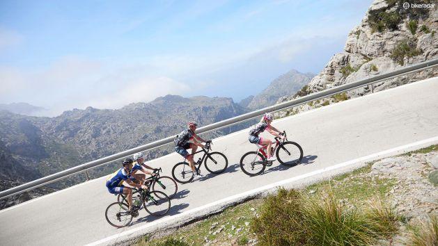 Stage entrainement vélo cyclisme