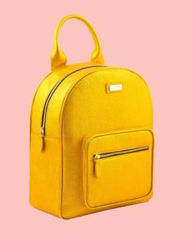 Garkony Bright Gold Backpack