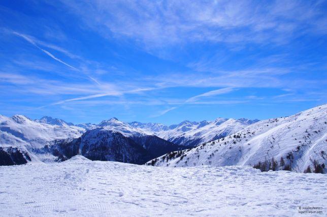 Skiën Klosters-Parsenn (Le petit requin)