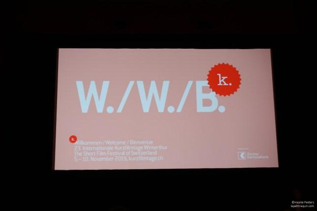 Internationale Kurzfilmtage Winterthur (Le petit requin)