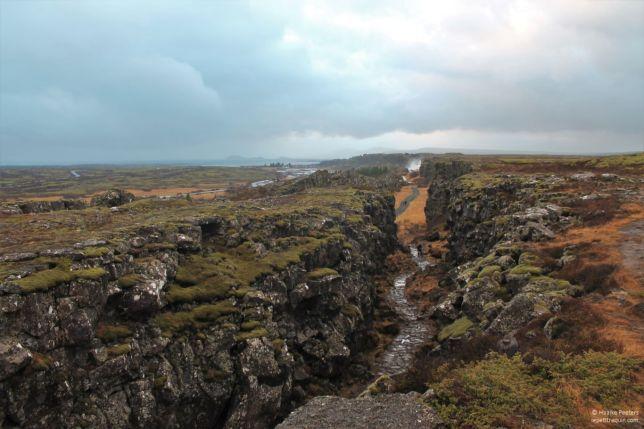 Þingvellir IJsland (Le petit requin)