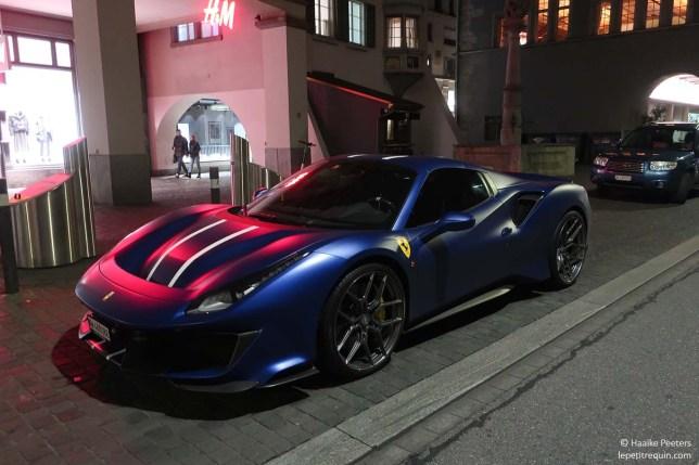 Ferrari (Le petit requin)