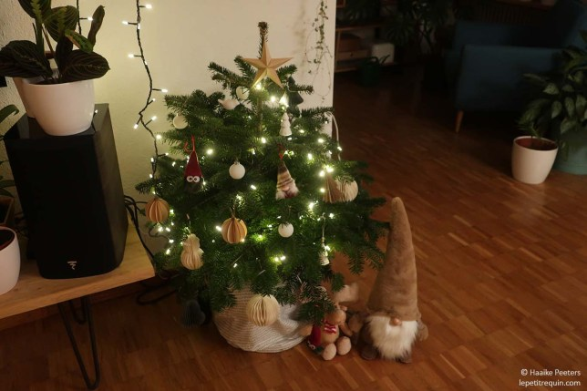 Kerstboom (Le petit requin)