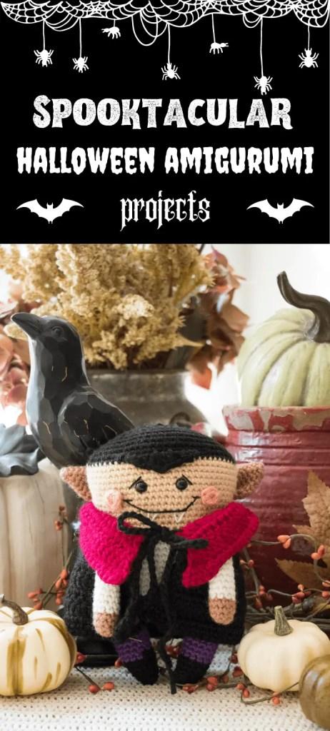 Spooktacular Halloween Amigurumi Projects