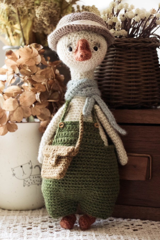 Cottage Style Crochet Projects