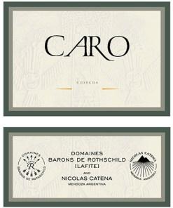 Bodegas Caro (Catena & Ch. Lafite-Rothschild)