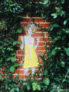 Daily Dose Cafe: Painted Lady