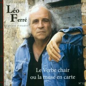 Collection Cahiers Léo Ferré