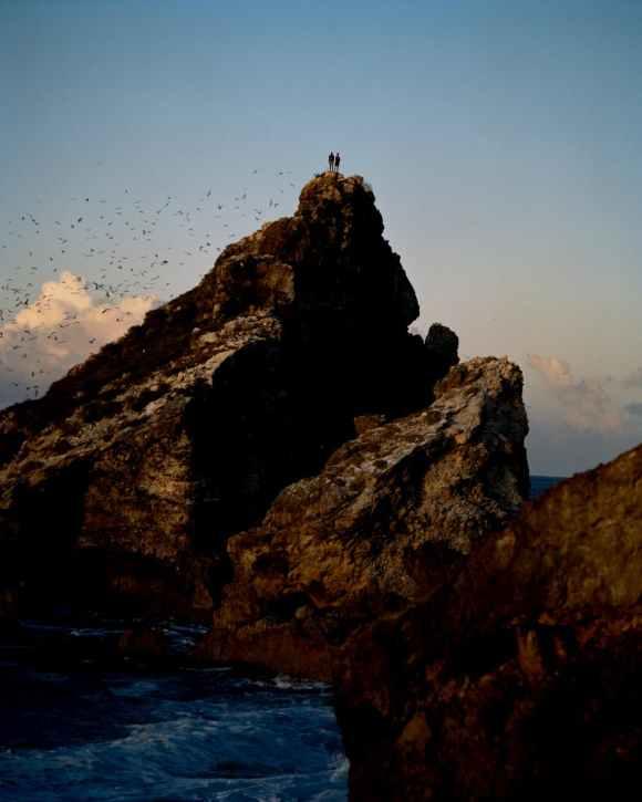 La pointe des Châteaux en Guadeloupe photographiée par Gregory Halpern