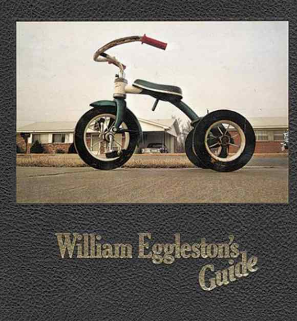 William Eggeston livre The Guide couverture