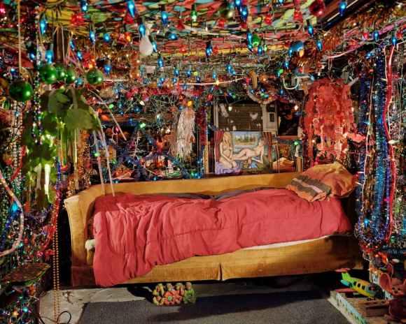 © Alec Soth - Herman's Bed, Kenner, Louisiane