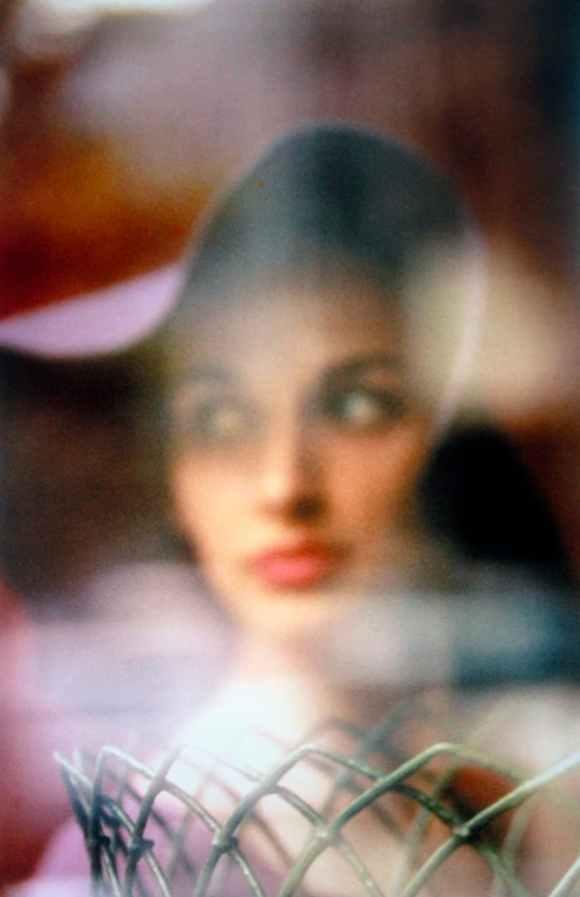 Saul Leiter - Carol Brown pour Harper's Bazaar - 1958