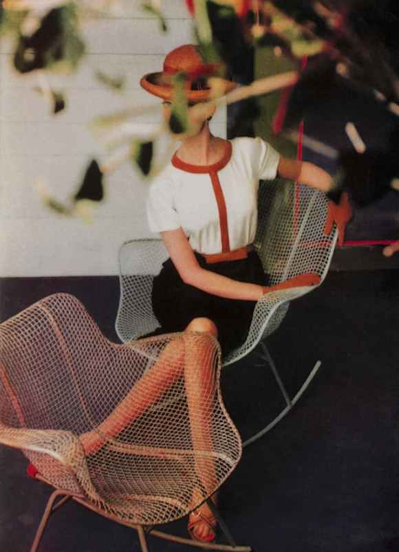 Saul Leiter - Harper's Bazaar - 1959
