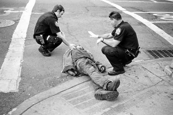 Photo de Khalik Allah : une arrestation