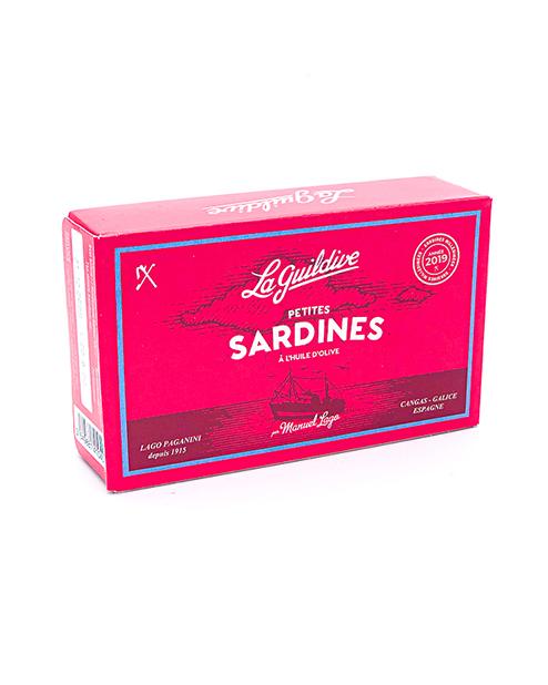 petites sardines à l'huile d'olive, millésimées - IMG 2862 - Petites sardines à l'huile d'olive, millésimées