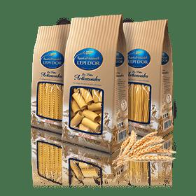Les pâtes artisanales
