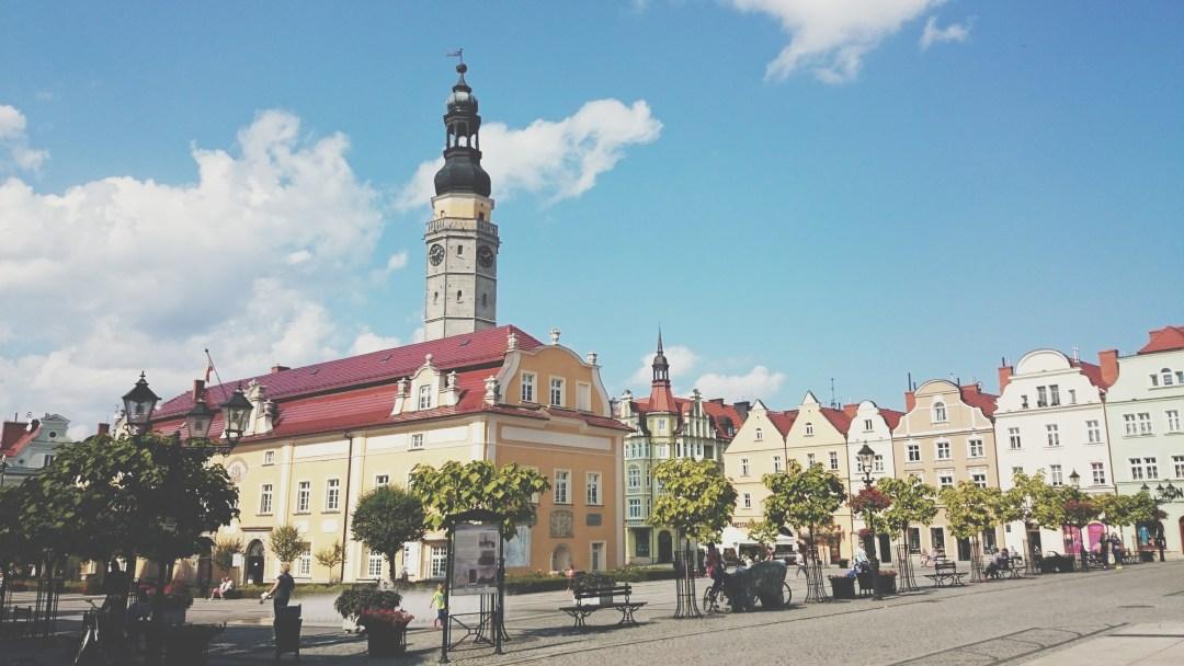 Rynek w Bolesławcu