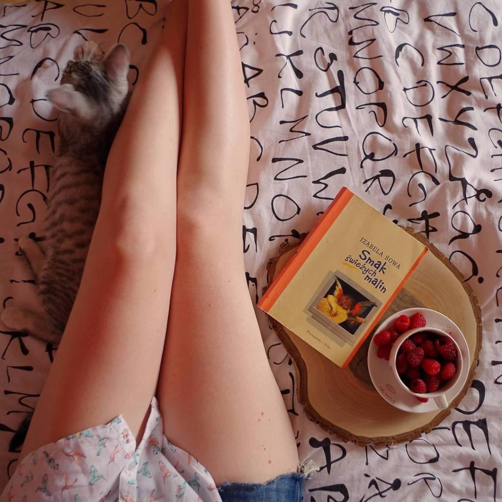 Jeli szukacie jakiej lekkiej lektury na lato ktra nie jesthellip
