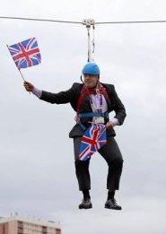 chef de file des partisans du Brexit