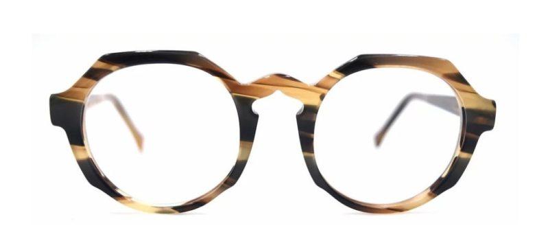 Des lunettes écailles au Point de Vue d'Alice Quimper