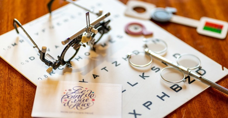 Retrouvez-moi au Show Room pour vos lunettes, sur RDV à Quimper ou en Visio-conférence