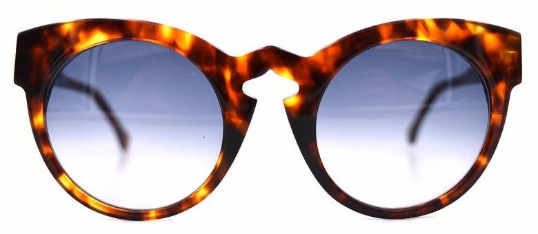 Hombeline, lunette Meg Eyewear au Point de Vue d'Alice Quimper