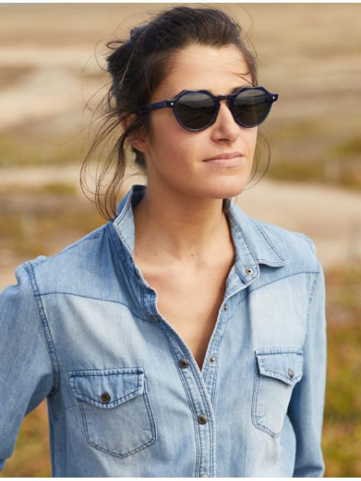 Des lunettes de soleil 100% françaises et recyclées