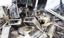 Côte d'Ivoire : Incendie en Z.I./ Plusieurs milliards FCFA partis en fumée