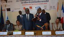 Gestion du patrimoine culturel mondial/Mambé fait citoyen d'honneur de Grand-Bassam