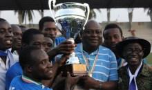 Première mi-temps : Finale Coupe de la Caf/ Al Ahly-Sewe Sport, l'équipe des portuaires à 45 mn du bonheur