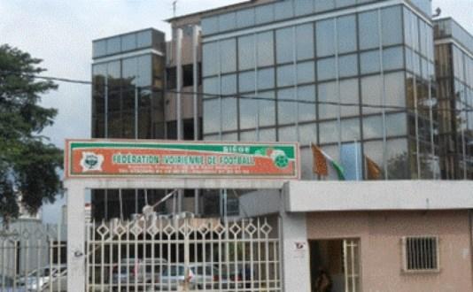 Siège de la Fédération ivoirienne de football. (Ph: Dr)