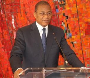 Koné Bruno Nabagné, Porte-parole du gouvernement ivoirien.