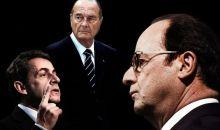 WikiLeaks: Chirac, Sarkozy et Hollande sur écoute américaine