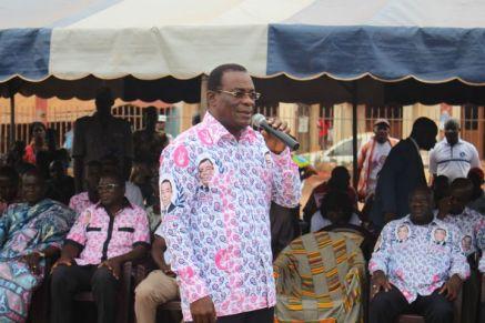 © Partis Politiques par DR  Meeting à Abengourou du Président du Fpi Affi N'Guessan Jeudi 27 août . Abengourou . Meeting à Abengourou du Président du Fpi Affi N'Guessan