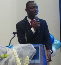 Koné Sery Kouma, président de l'Ong Well Africa (Ph: lepointsur.com)