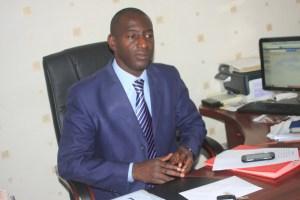 Traoré Moussa, président de l'UNJCI