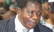 Le vice-président du FPI Miaka Oureto a tiré sa révérence