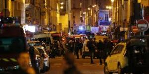 Attentats à Paris.Ph.Dr