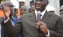 Touba : Après la victoire d'ADO/Le ministre Mamadou Sanogo offre une centaine de motos au Bafing