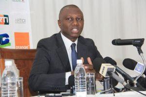 Le président de la ligue professionnelle, Sory Diabaté.Ph.Dr