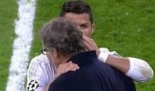 PSG – Ce qu'a dit Cristiano Ronaldo à Laurent Blanc #sport