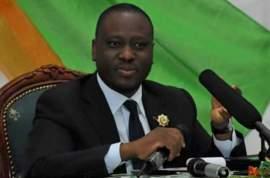 Le président de l'assemblée nationale de Côte d'Ivoire, Guillaume Soro (Ph:Dr)