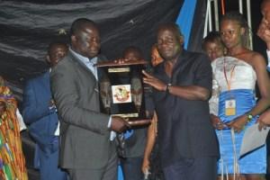 L'honorable Yéboua Cévérin désigné meilleur acteur de développement du Zanzan Ph. Dr