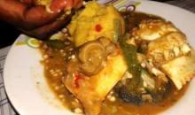 Recette de la semaine : Savourez la sauce«Gouagouassou» au foutou banane