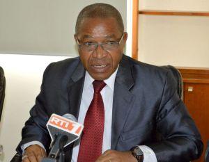 M. Traoré Flavien, Inspecteur Général du ministère de la Fonction publique et de la Réforme administrative.Ph.Dr